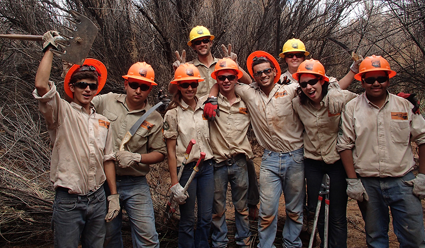 More than a job – Join a season with AZ Conservation Corps!